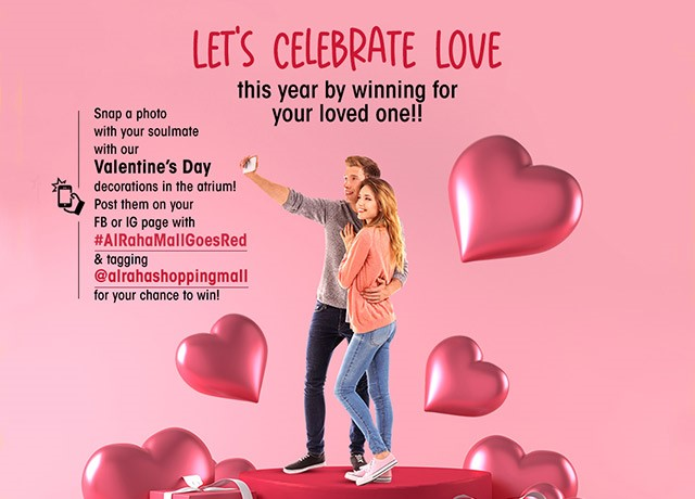 Valentines day contest